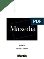 Maxedia Manual 2.50.47