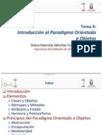 [IS-LADE-2012-13]T10 - Introducción a la Orientación a Objetos