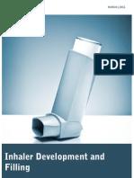 Innovation in Inhaler Development and Filling