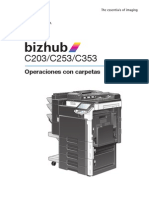 Bizhub c203 c253 c353 Um Box Operations 1-1-1 Es