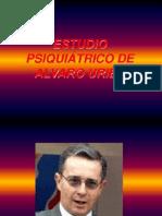 EstudioPsiquiatrico de Uribe