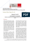 Nuclear Policy Paper No 14