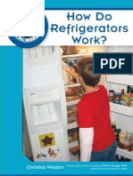 How Do Refrigerators Work