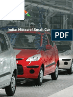 India Mecca of Small Car