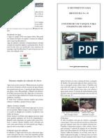 GAIA MOVEMENT-Booklet 10p Tanque Para Chuva