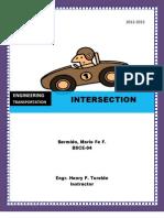 Intersection Ass.