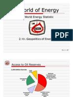 02K - Geopolitics of Energy Part 1