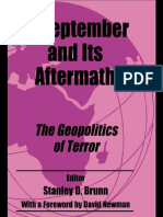 Geopolitics of Teror