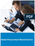 Global Procurement Shared Service