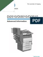 Konica Minolta DiAlta Di3010 - userguide