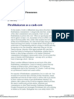 The Pirabakaran Phenomenon 8
