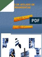 Curso Afilado de Herramientas Montepiedra 2012