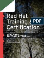 RedHat - Certification Path