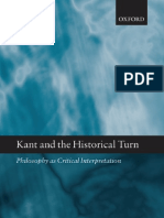 Kants Historical Turn_Americks
