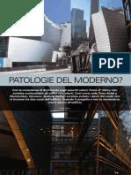 Patologia de Lo Moderno