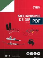 Trw Caixa Direcao 2011 Catalogo