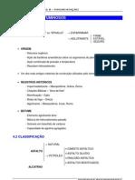 Ensaios técnicos de materiais betuminosos e agregados