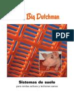 Big Dutchman Stalleinrichtung Pig Equipment Floor Systems Es