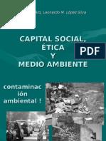 Capital Social, Etica y Medio Ambiente 01