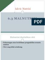 biologi bab 6 malnutrisi