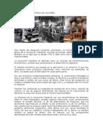 LA REVOLUCIÓN INDUSTRIAL EN COLOMBIA
