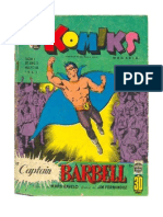 Captain Barbell Issue 5