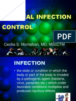 74587694 Hospital Infection Control 2008