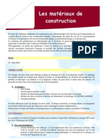Materiaux Construction 1