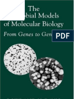 The Microbial Models of Molecular Biology