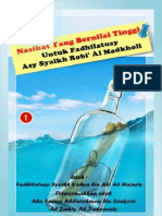 Nasihat Bernilai Tinggi Bag 1 PDF