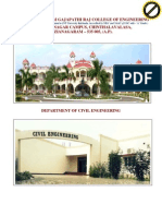 Dept of Civil Profile