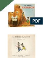 Père Castor La famille Rataton 1971