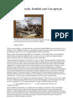 Bătălia de la Arcole. Romînii care l-au oprit pe Napoleon