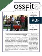 Crossfit Vol. 27 - Nov 2004 - Cfn National Champ, Slacklining, Pull Up Challenge