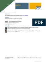 Update Types in SAP BI