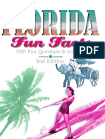 Florida Fun Facts Second Edition by Eliot Kleinberg