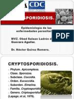 Cryptosporidiosis e.e.p