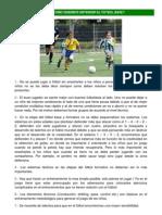 Como Debemos Entender El Futbol Base