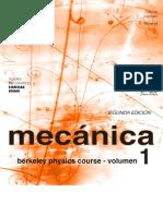 Mecánica - Curso de Física de Berkeley