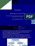 TRANSISTORES POLARIZACION -IMPRIMER
