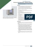 LUT400 Catalog Sheet