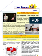 Newsletter Septembrie 2008 RO