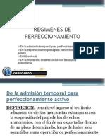 Regimenes de Perfeccionamiento
