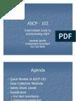 Sandeep Gandhi - ASCP - 102 -Load