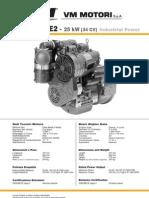 Vm Motori Sun Series 2105e2