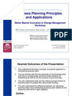 Business Planning second edition
