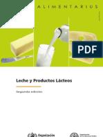 Codex Leche y Productos Lacteos