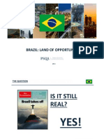 Psqa - 2013 Brazil - m&a - Land of Opportunities