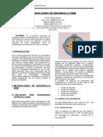 Metodologias de Desarrollo Web