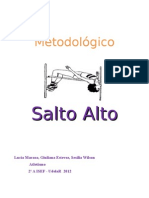 Salto Alto Met Final Atletismo